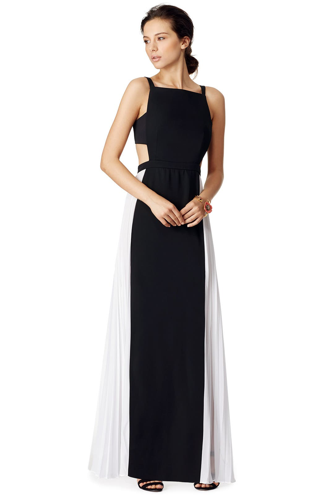 Square Space Gown by BCBGMAXAZRIA for $86 | Rent the Runway