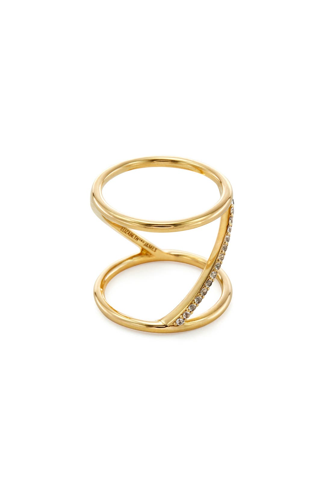 Velde Ring by Elizabeth and James Accessories