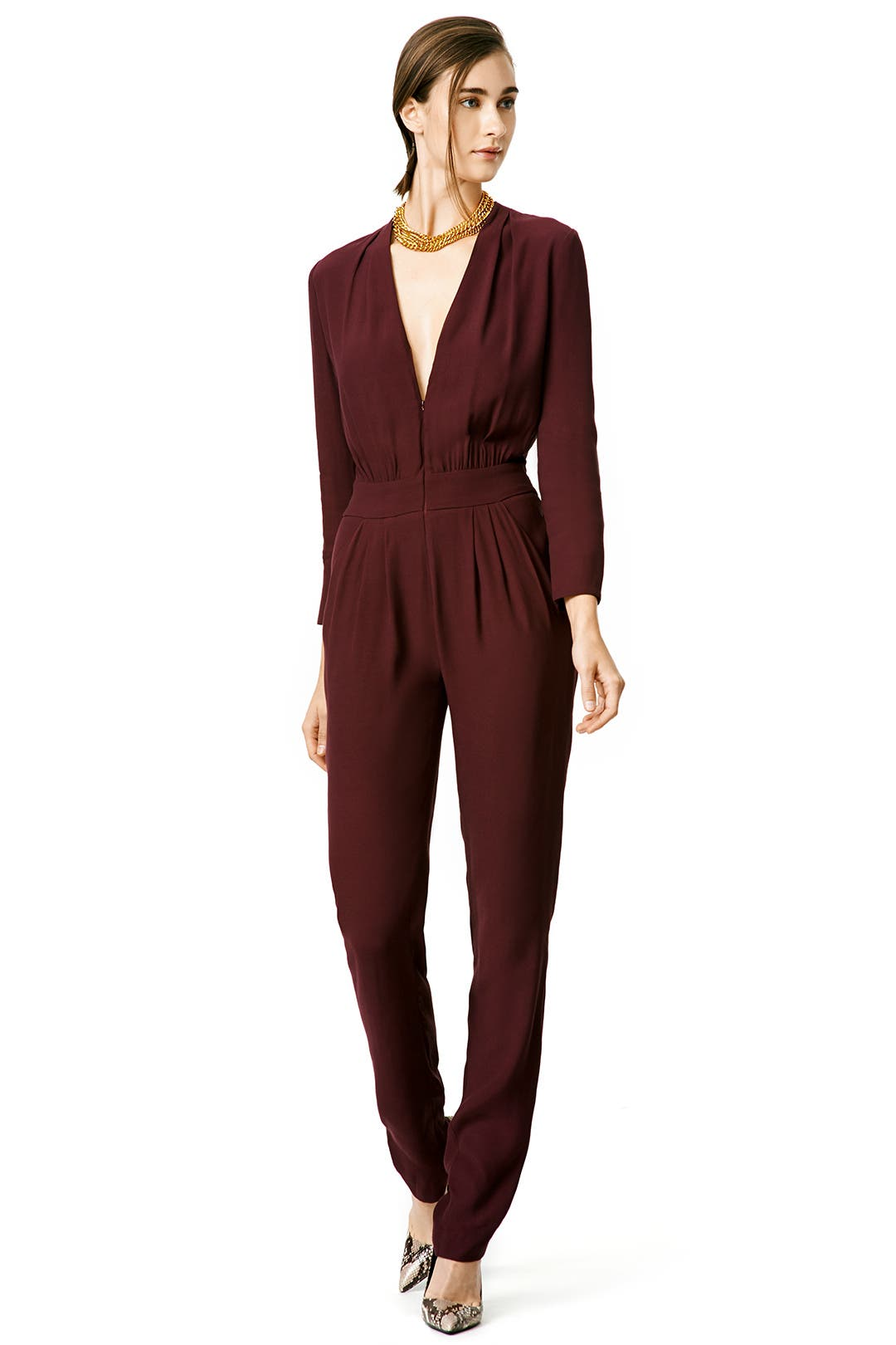 Kate Jumpsuit By Twelfth Street By Cynthia Vincent For 55