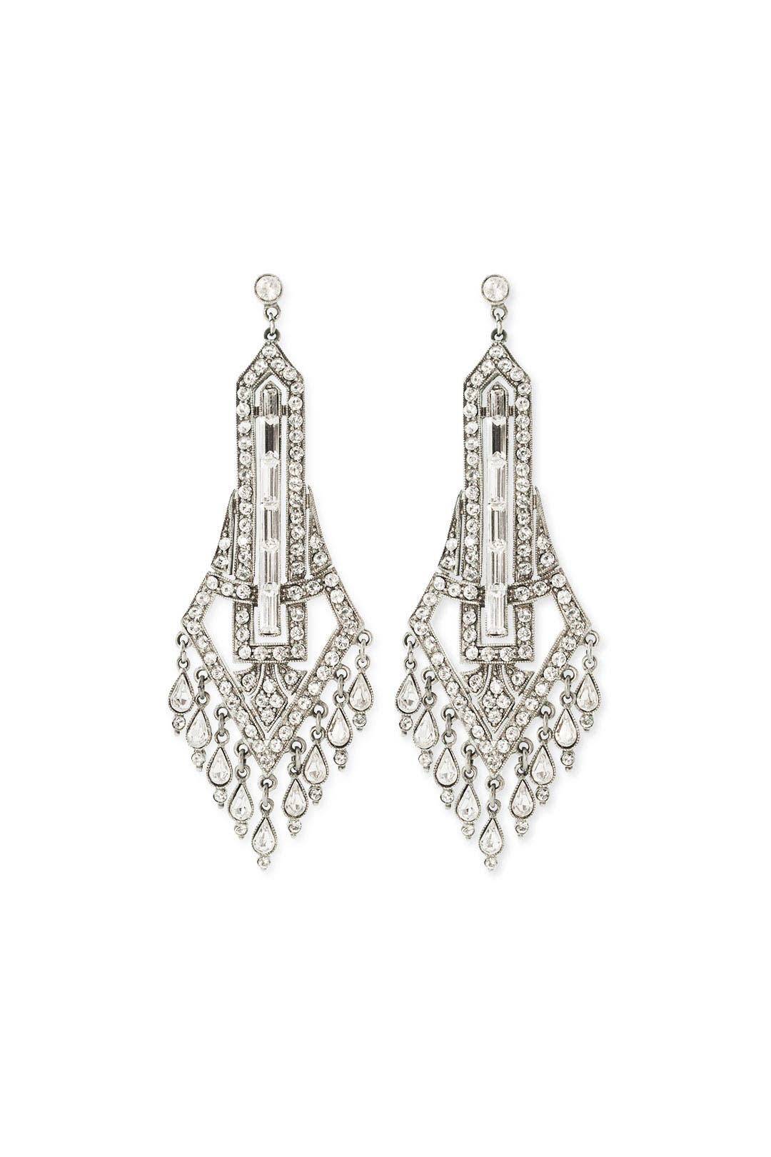 Delano Drop Earrings by Ben-Amun