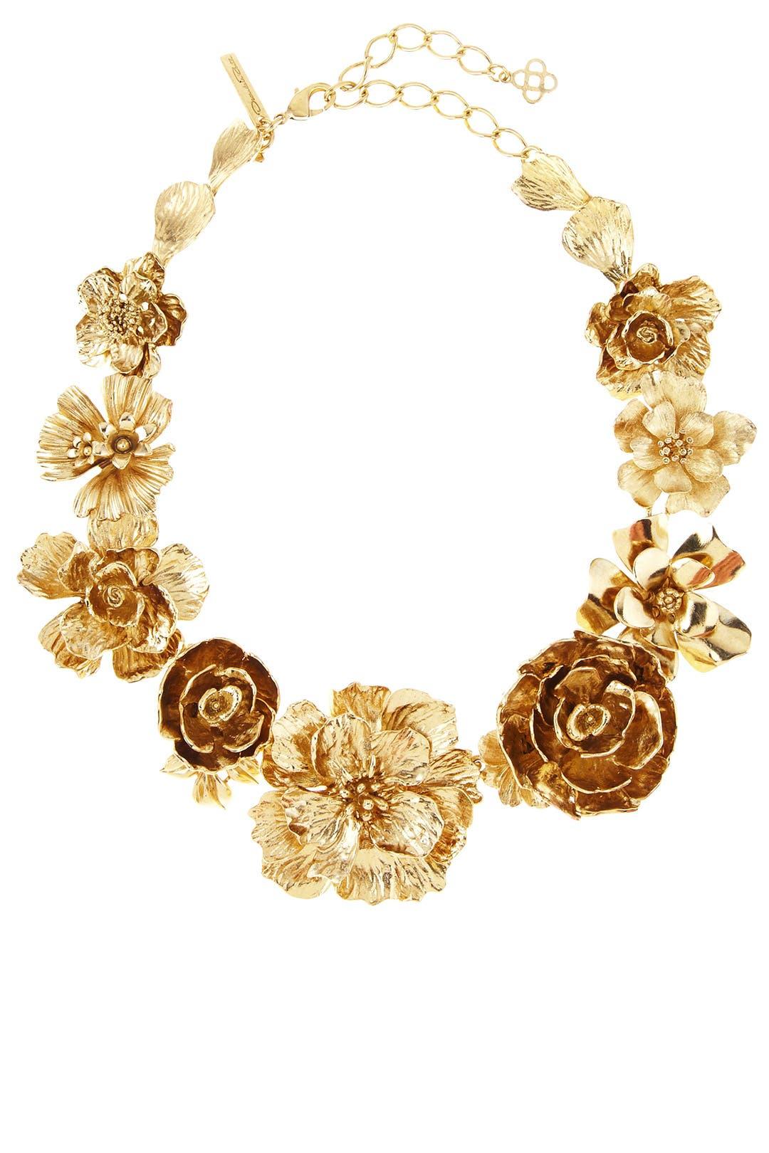 763dd1ae49f Necklaces - Oscar de la Renta Great selection and prices for Wedding ...