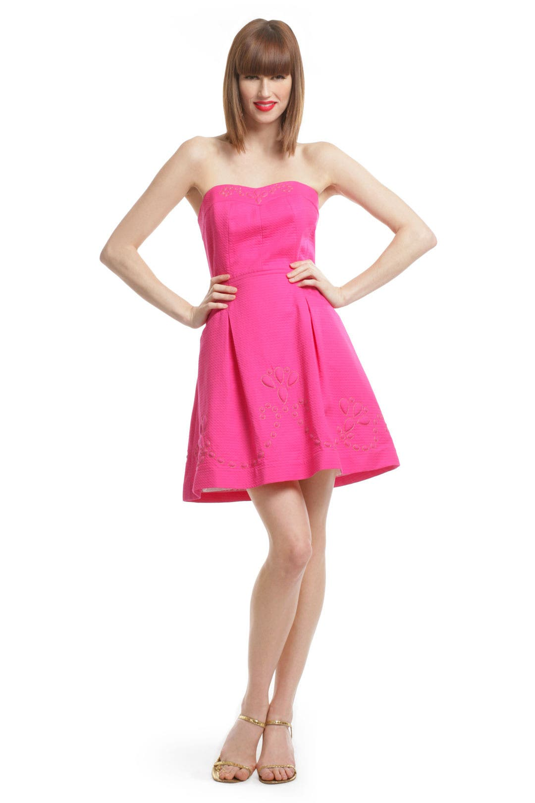 Pink Bernadette Dress by Lilly Pulitzer