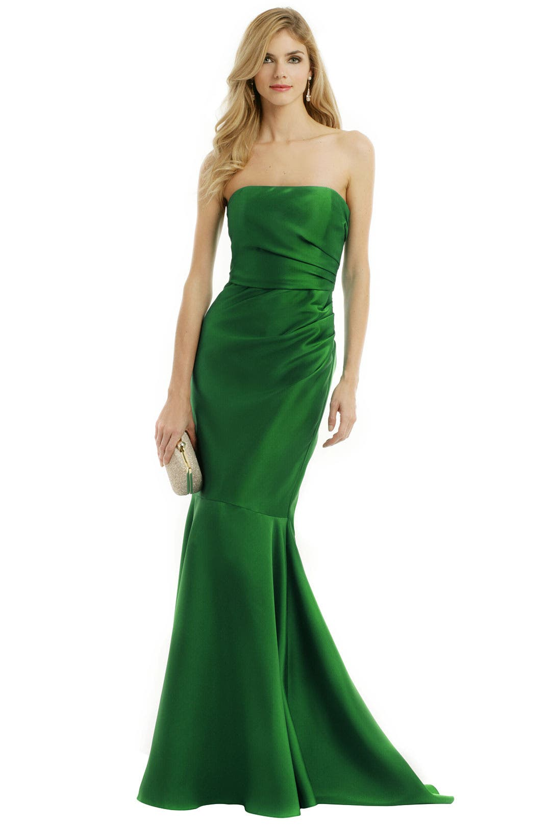 Total Knock Out Gown by Badgley Mischka for $74 | Rent the Runway
