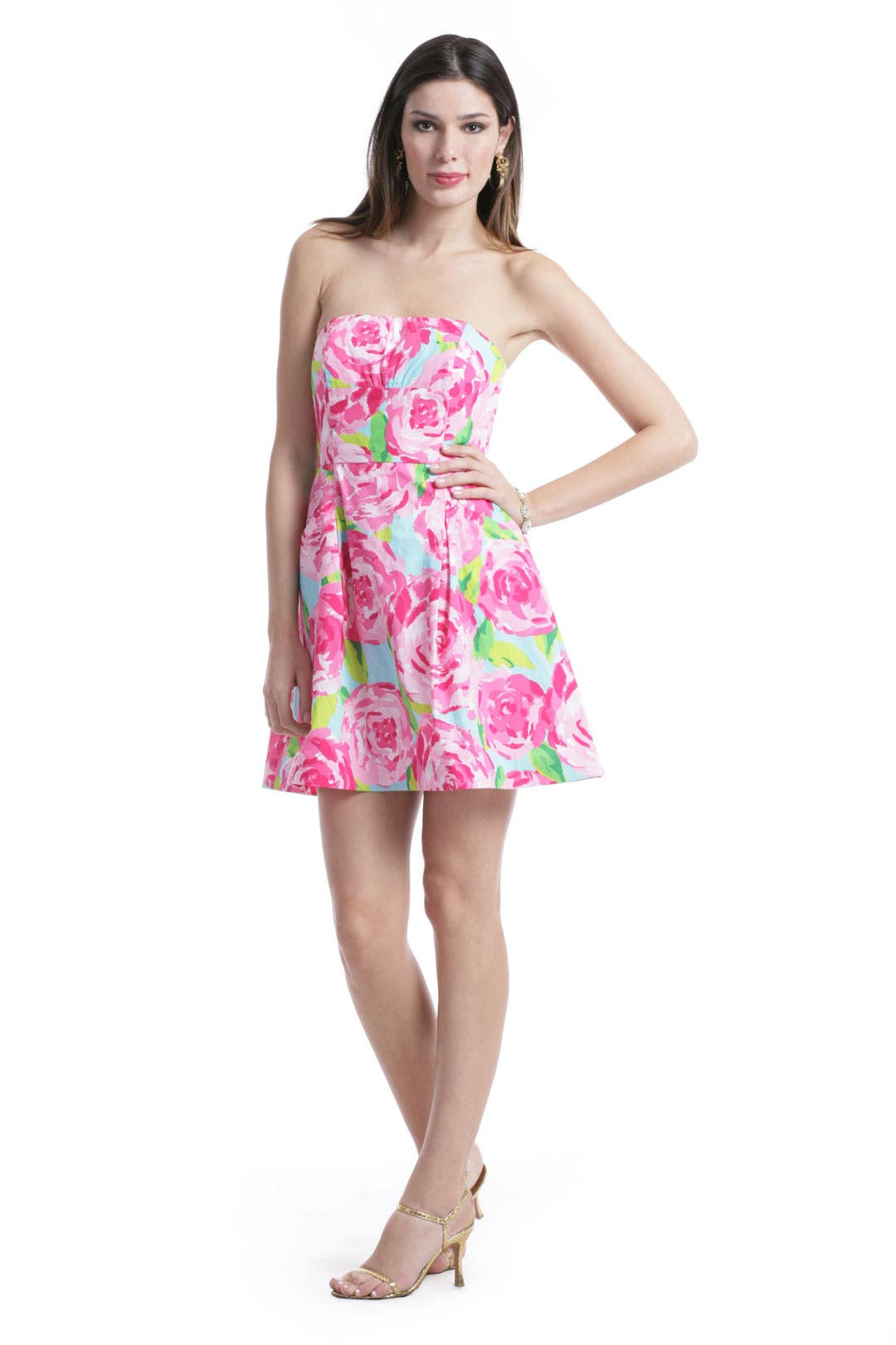 Pink Blossom Dress by Lilly Pulitzer for $50 | Rent the Runway