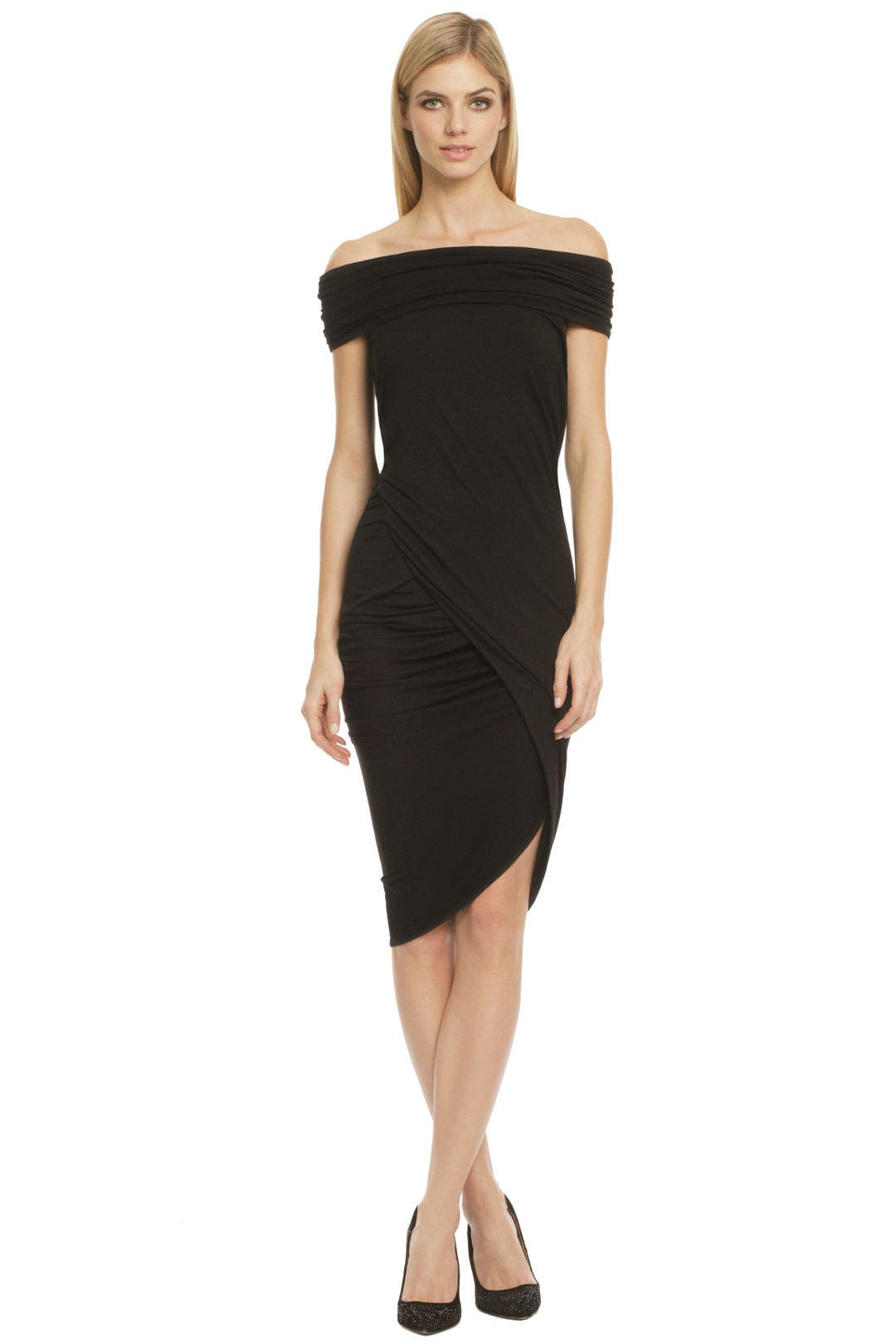 Piano Key Dress by Donna Karan New York