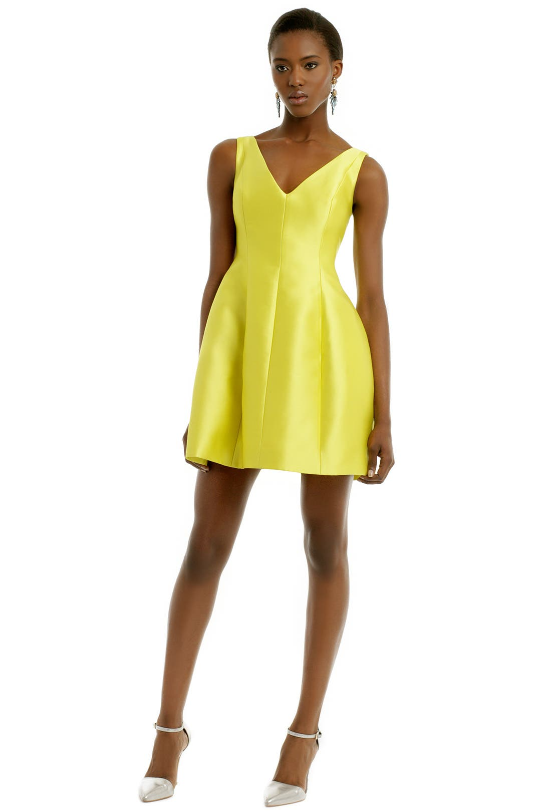 Jolt of Citron Dress by Kate