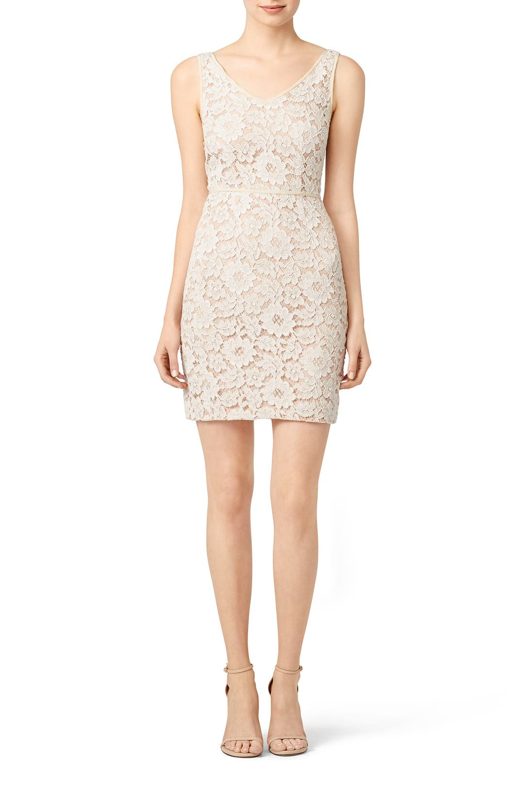 So Sweet Lace Sheath by Moschino