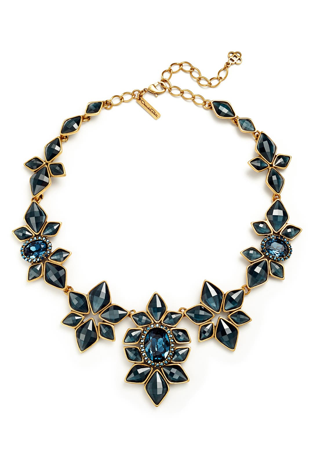 Nightshade Necklace by Oscar de la Renta