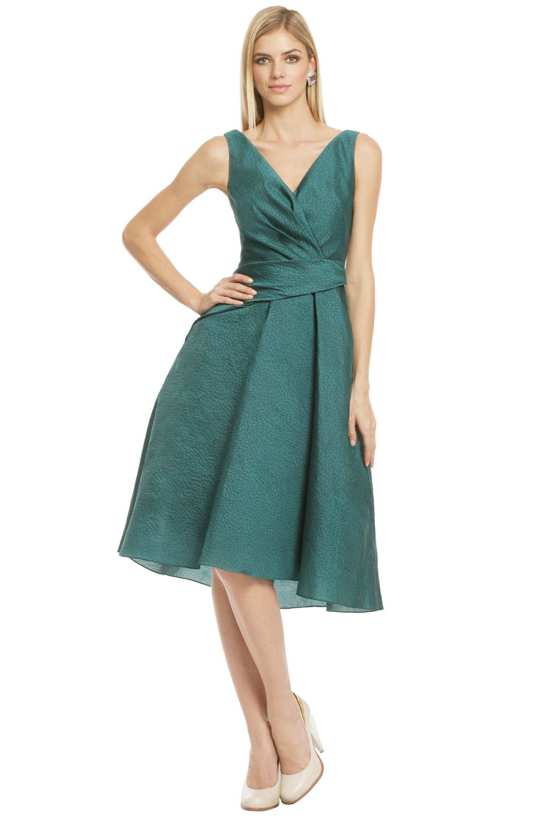 Lovebirds Dress by Lela Rose for $168 | Rent the Runway