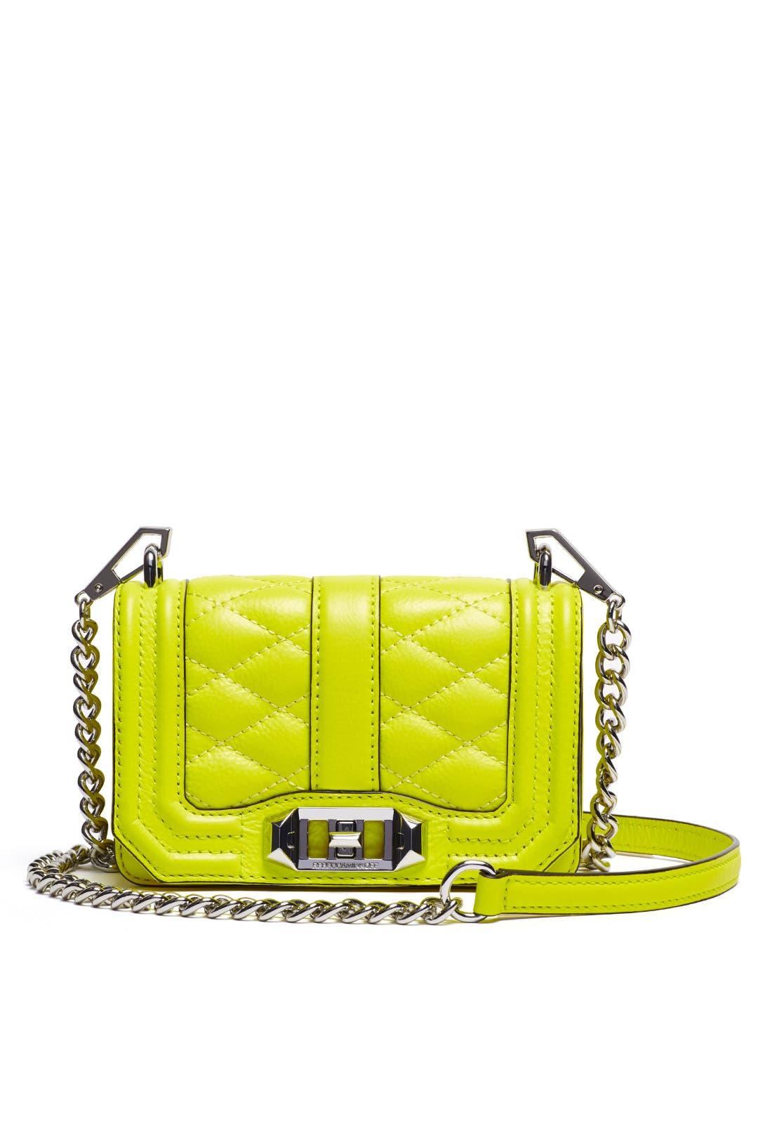 Neon Love Crossbody Bag by Rebecca Minkoff Handbags