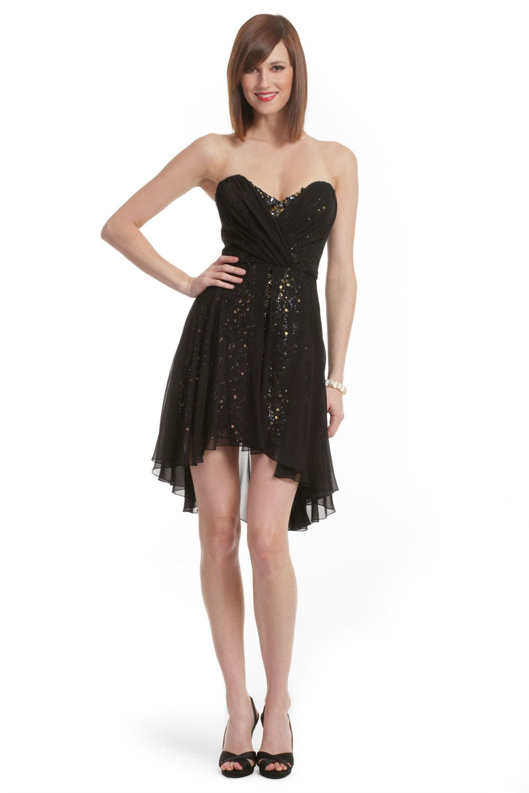 Take A Twirl Dress By Mark Amp James By Badgley Mischka For