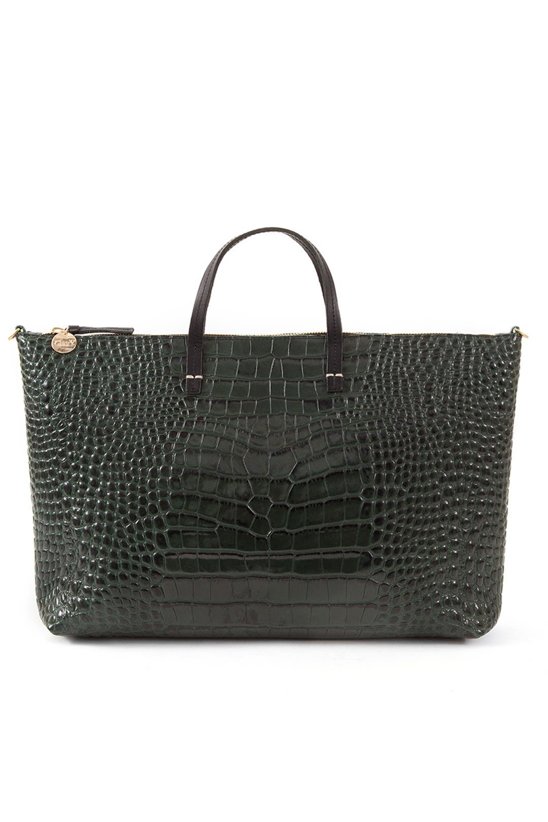 6a12cd9ff Green Attache Tote by Clare V. for $55 | Rent the Runway