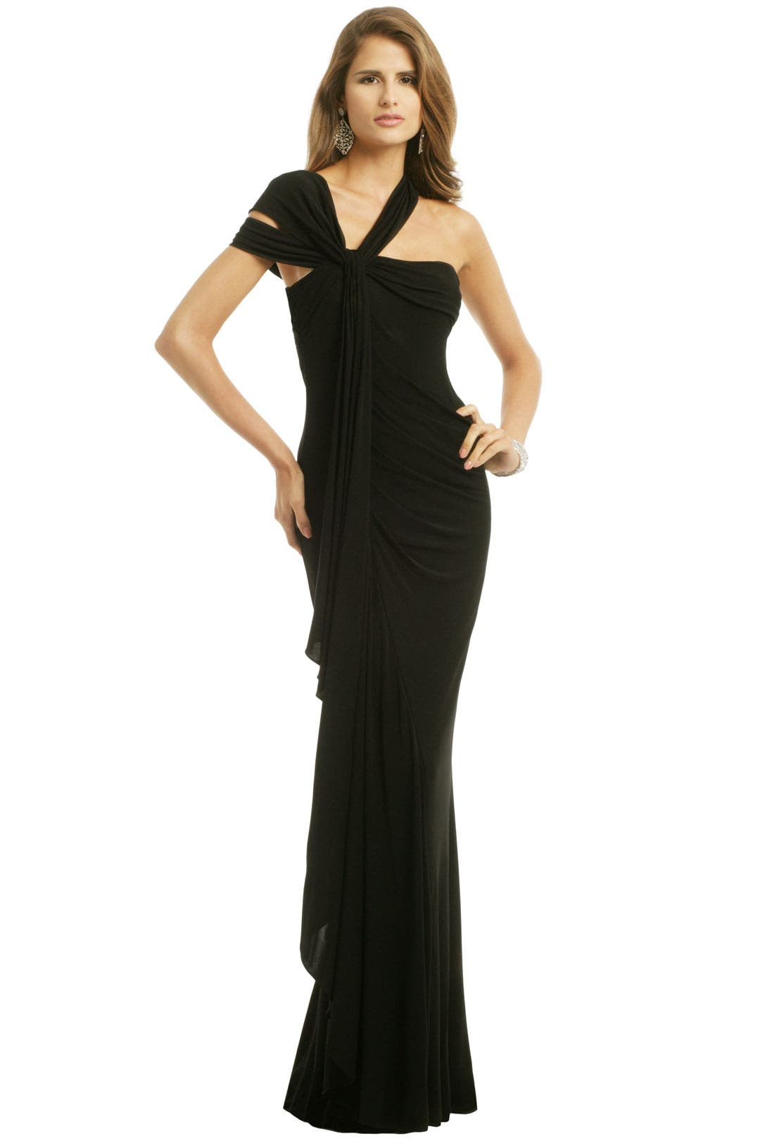 Sparks At Night Gown by Badgley Mischka