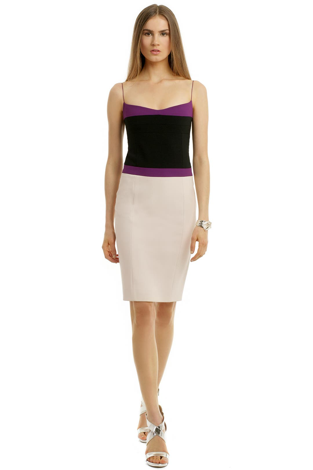 Sweet and Simple Sheath by Narciso Rodriguez