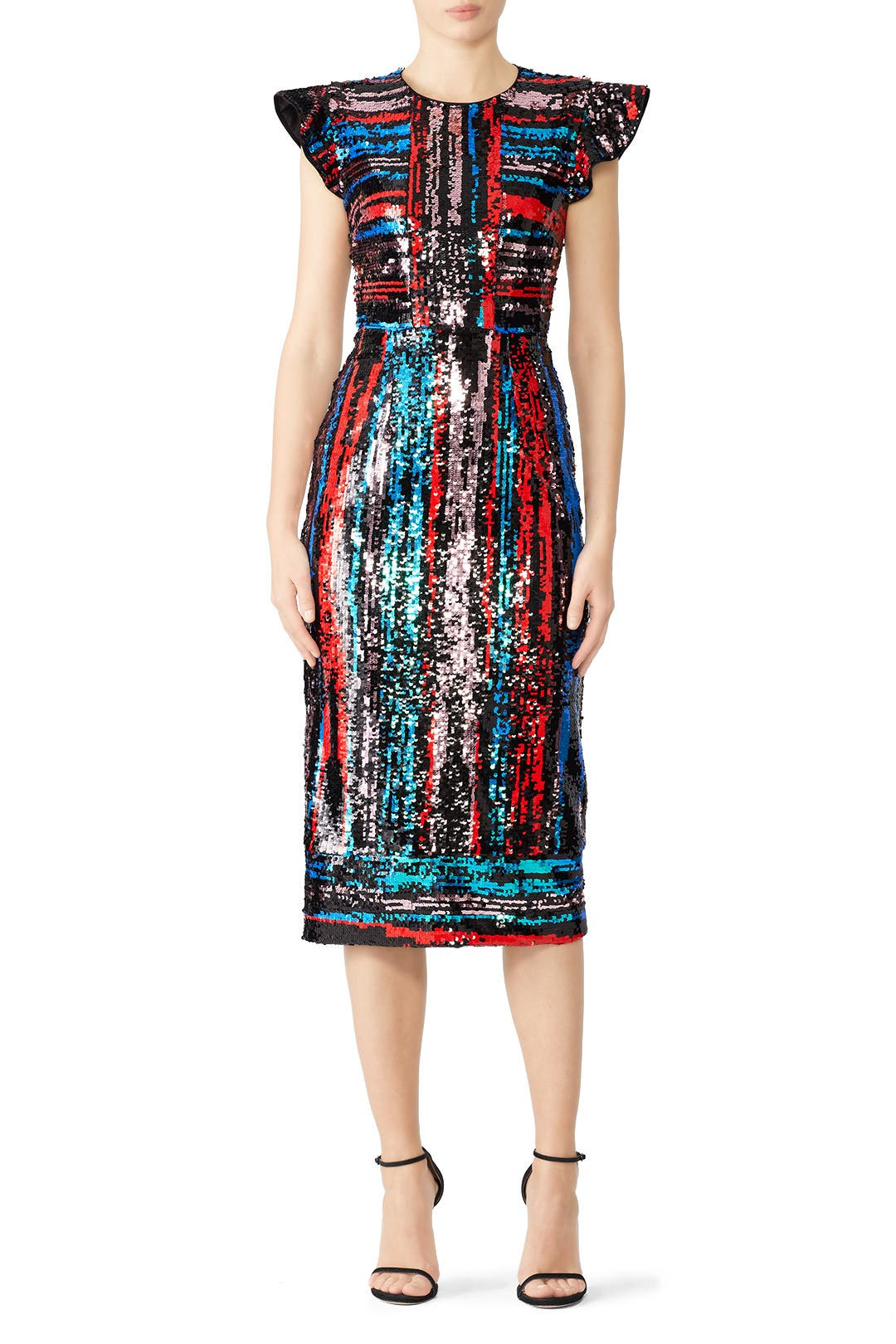 b69cfc992ea Sequin Roxy Dress by Hunter Bell for  75 -  98