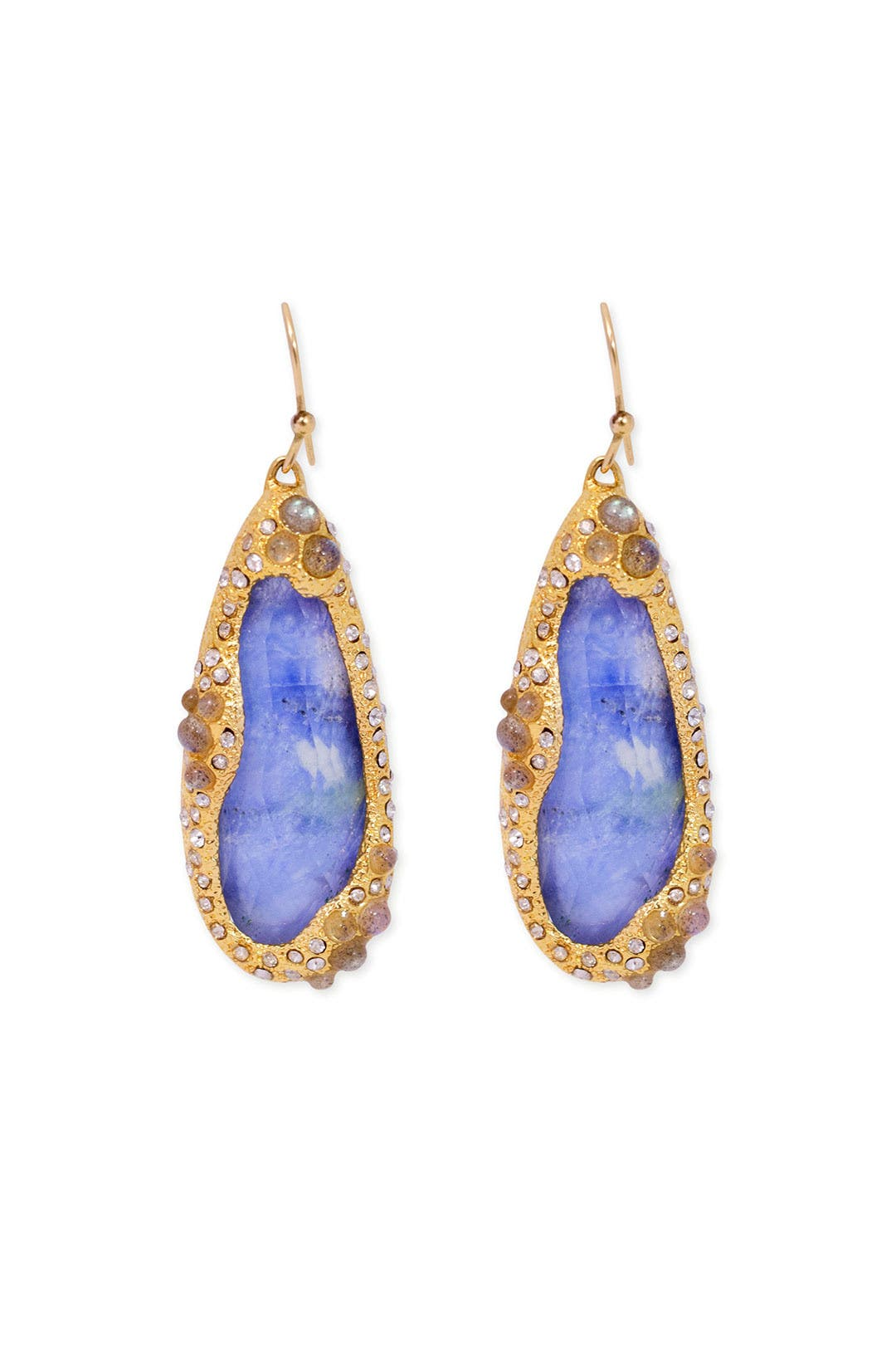 Papillon Drop Earrings by Alexis Bittar