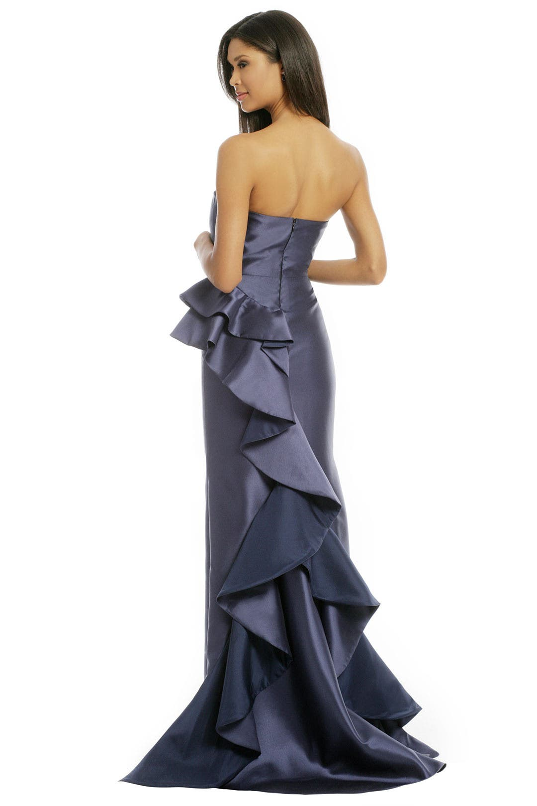 Fountain Of Youth Gown by Badgley Mischka