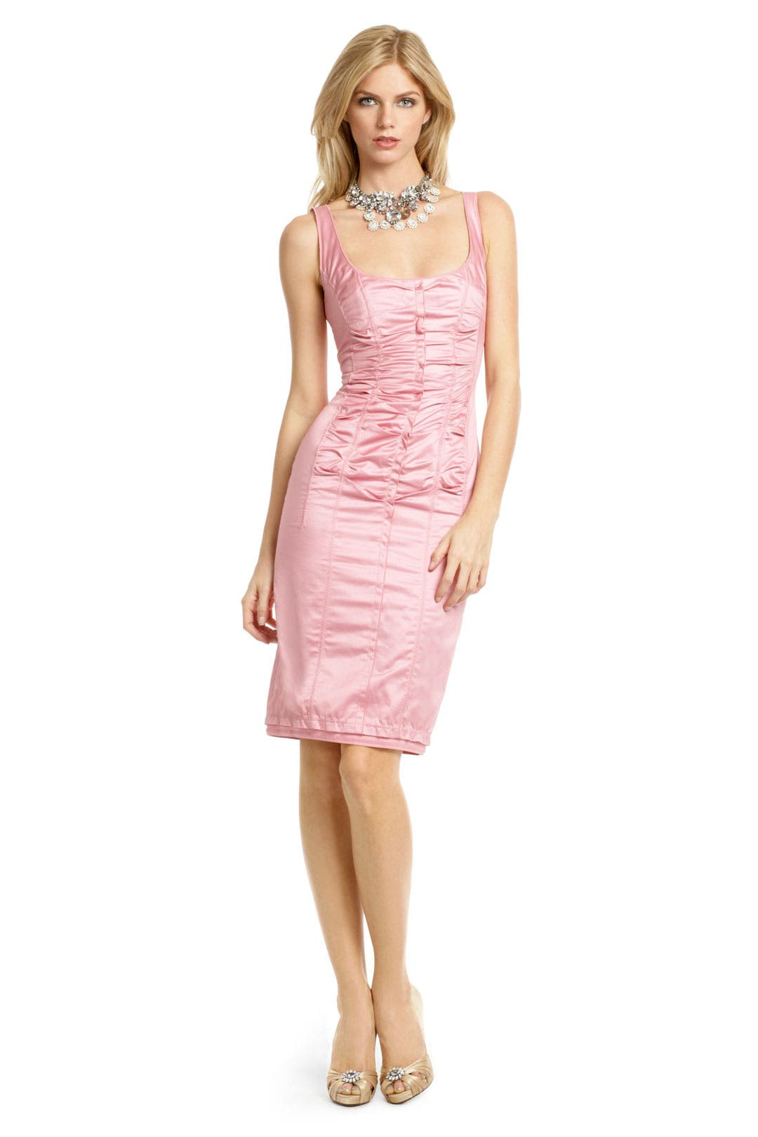 Pink Marie Sheath by Nina Ricci