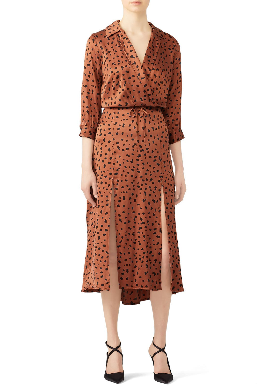 d6700c4c2ae64 Wild Cat Midi Dress by Bec   Bridge for  70 -  80