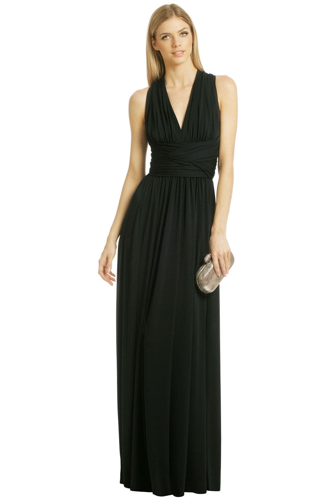 Standing on the Edge Gown by Halston Heritage