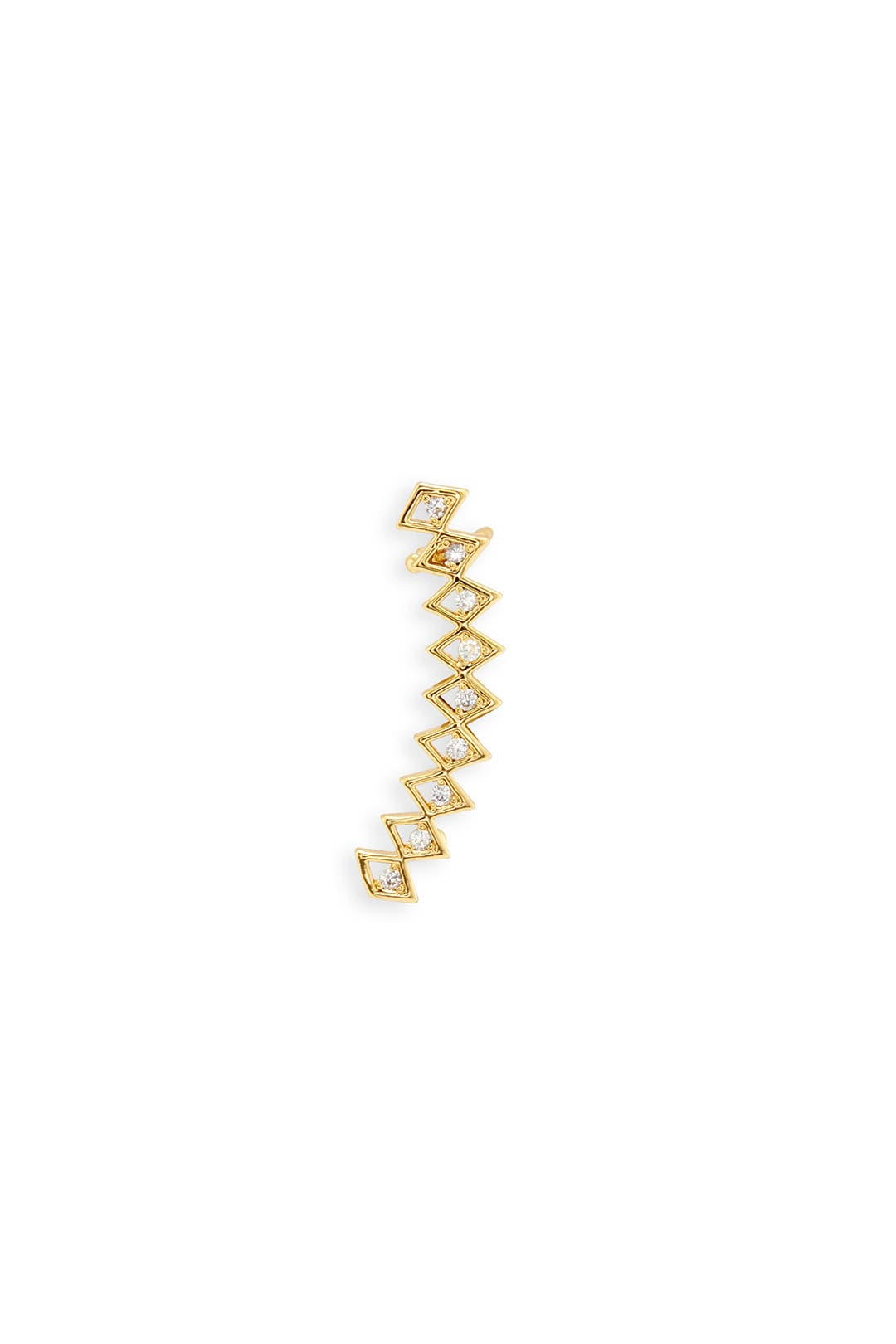 Deco Ear Cuff by Jules Smith
