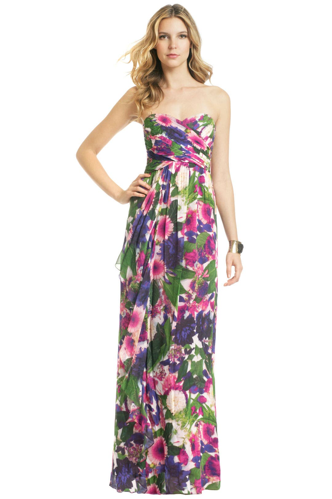 Yuyuan Garden Maxi by Nicole Miller for 120 Rent the Runway