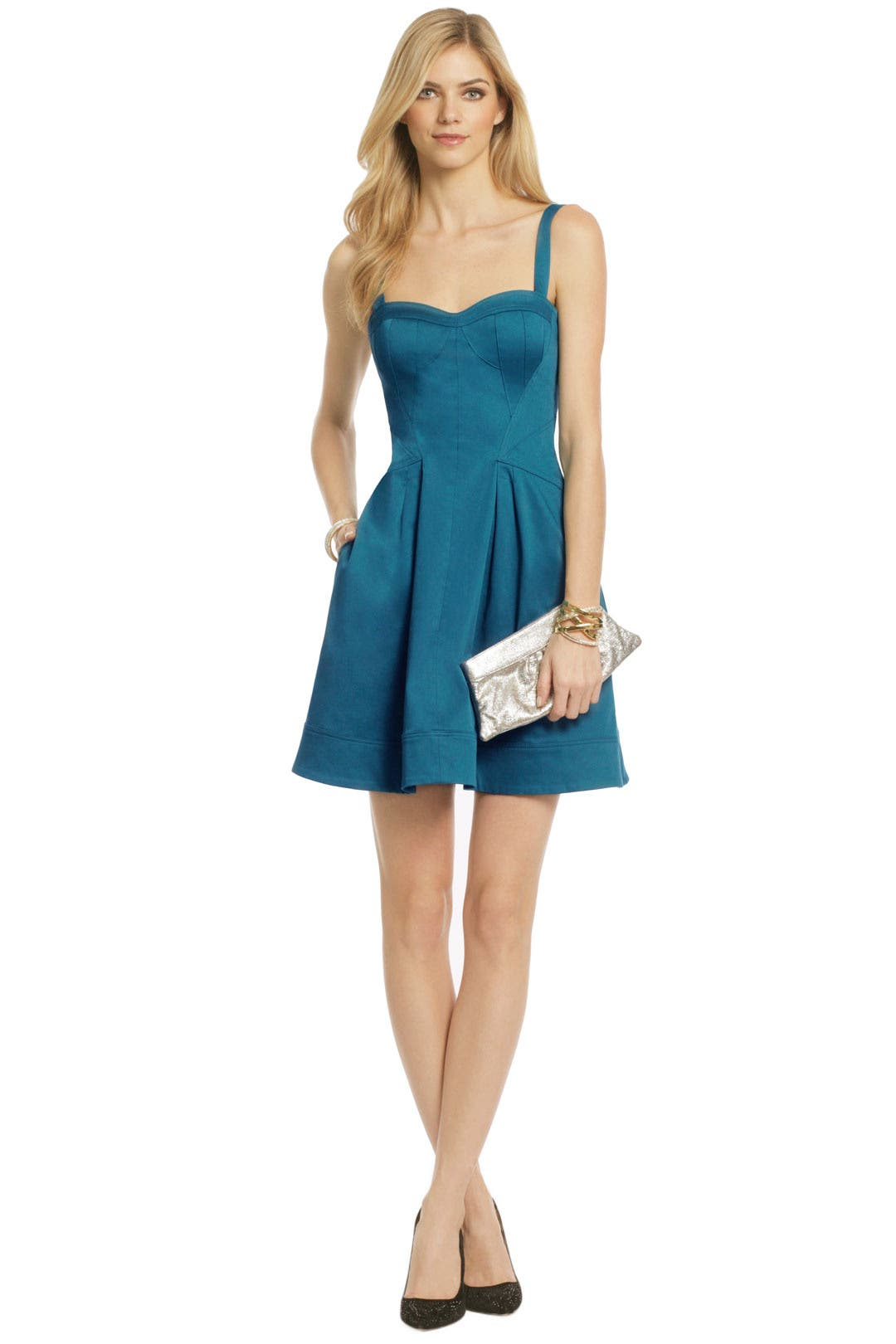No Turning Back Dress by Z Spoke Zac Posen for $129 | Rent the Runway