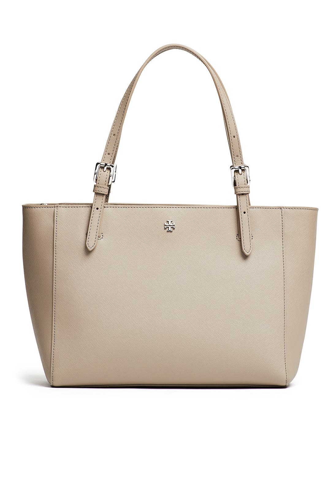 Grey York Buckle Tote By Tory Burch Accessories For 35 Rent The Small Black Runway