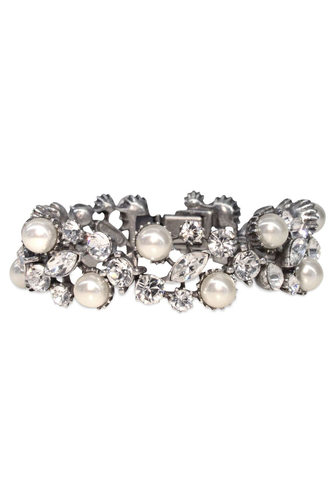 Crystal Cambon Pearl Bracelet by Ben-Amun