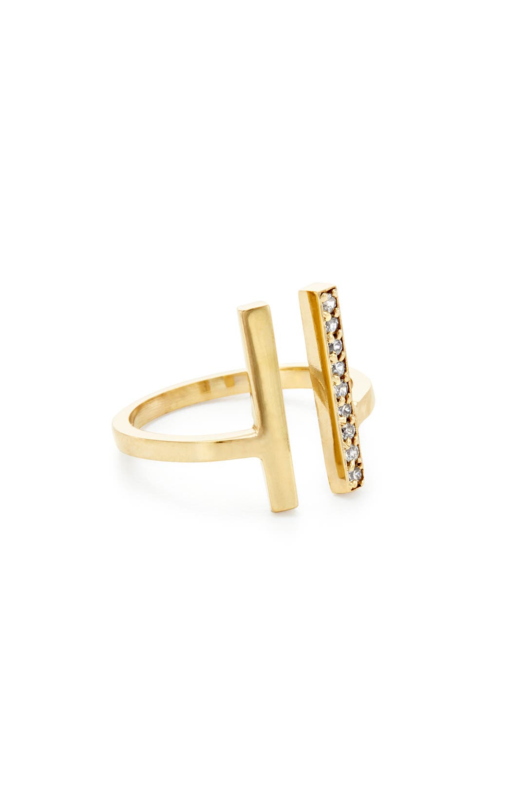 Tall Grass Ring by Campbell