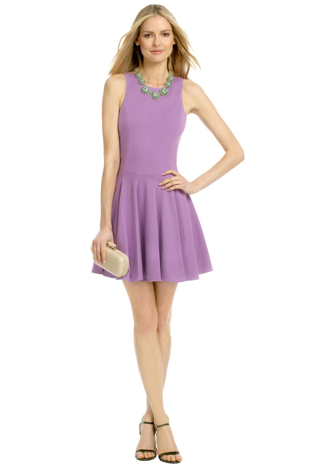 Pack Your Bags Dress by Tibi