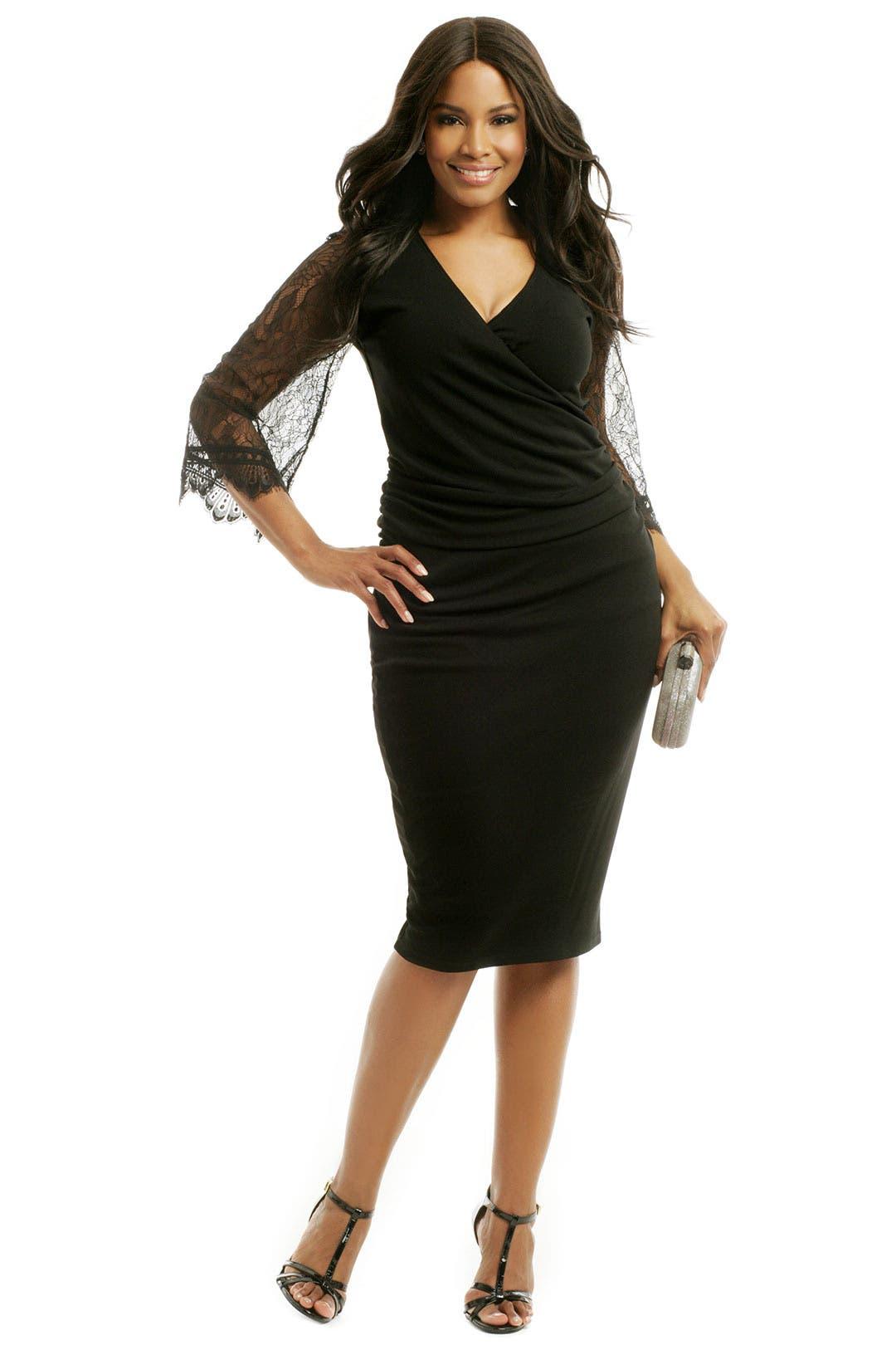 Paola Dress by Igigi