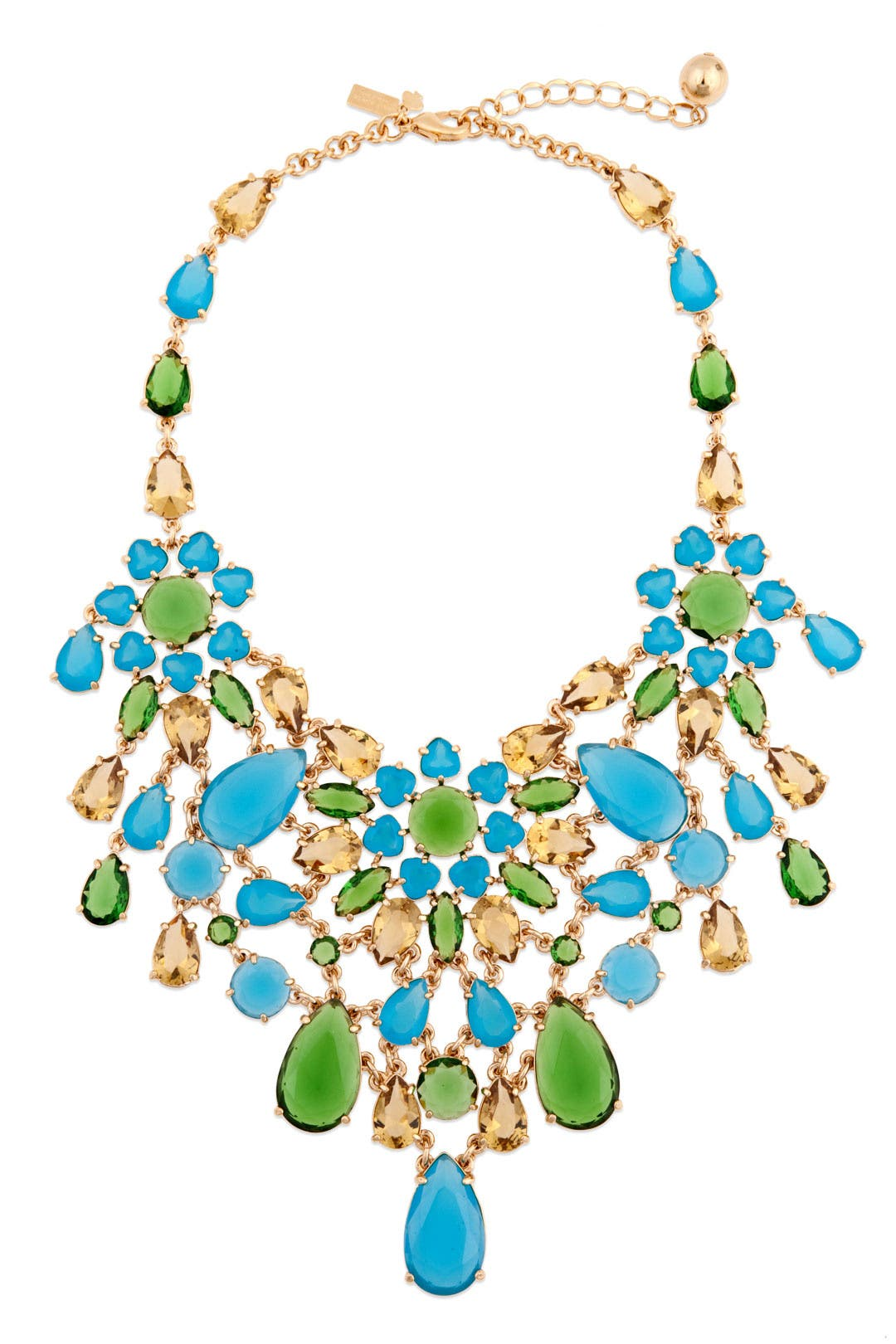Solarium Bib Necklace by kate spade new york accessories