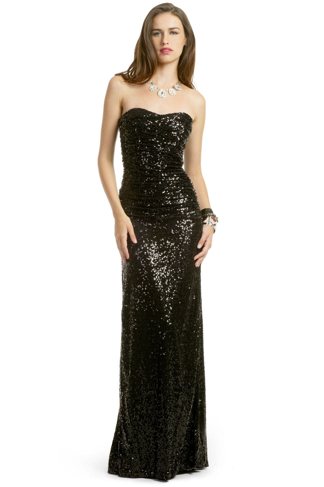 Party All Night Gown by Badgley Mischka for $70 - $105  Rent the ...