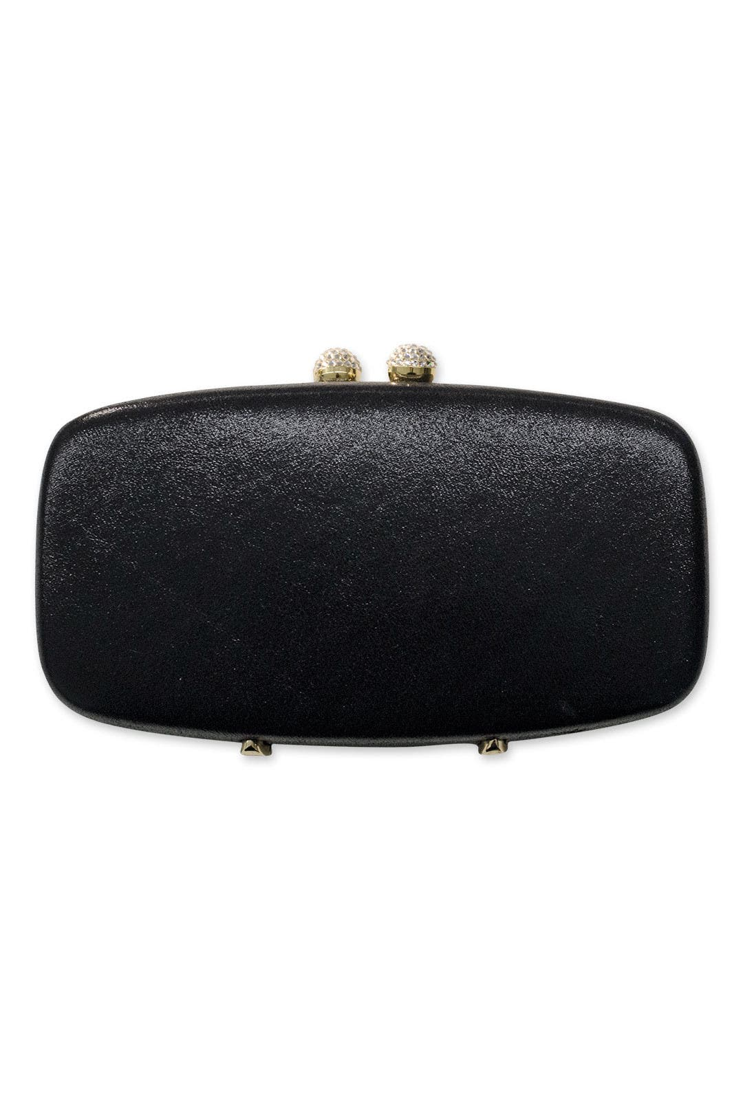 Tele Chic Clutch by Love Moschino Accessories