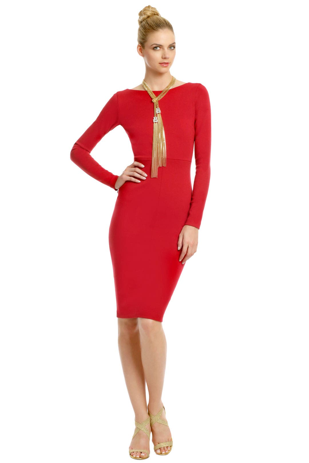 Social Hour Dress by Robert Rodriguez Collection