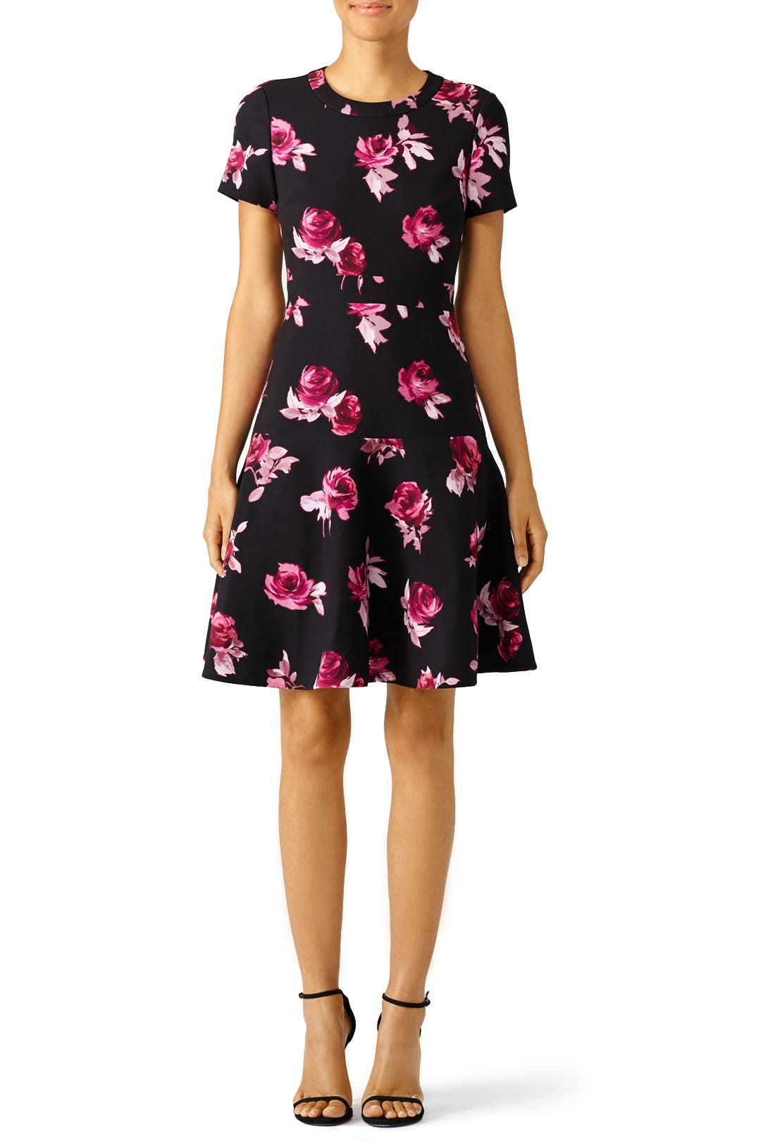 Encore Rose Crepe Dress By Kate Spade New York For 65