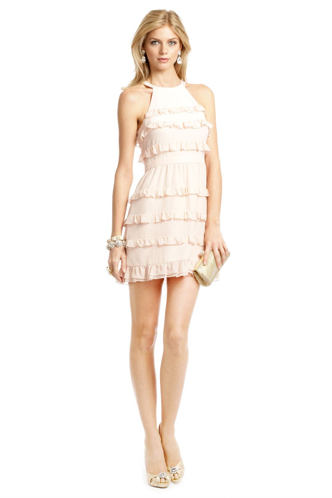 Cutie Pie Dress by Tibi
