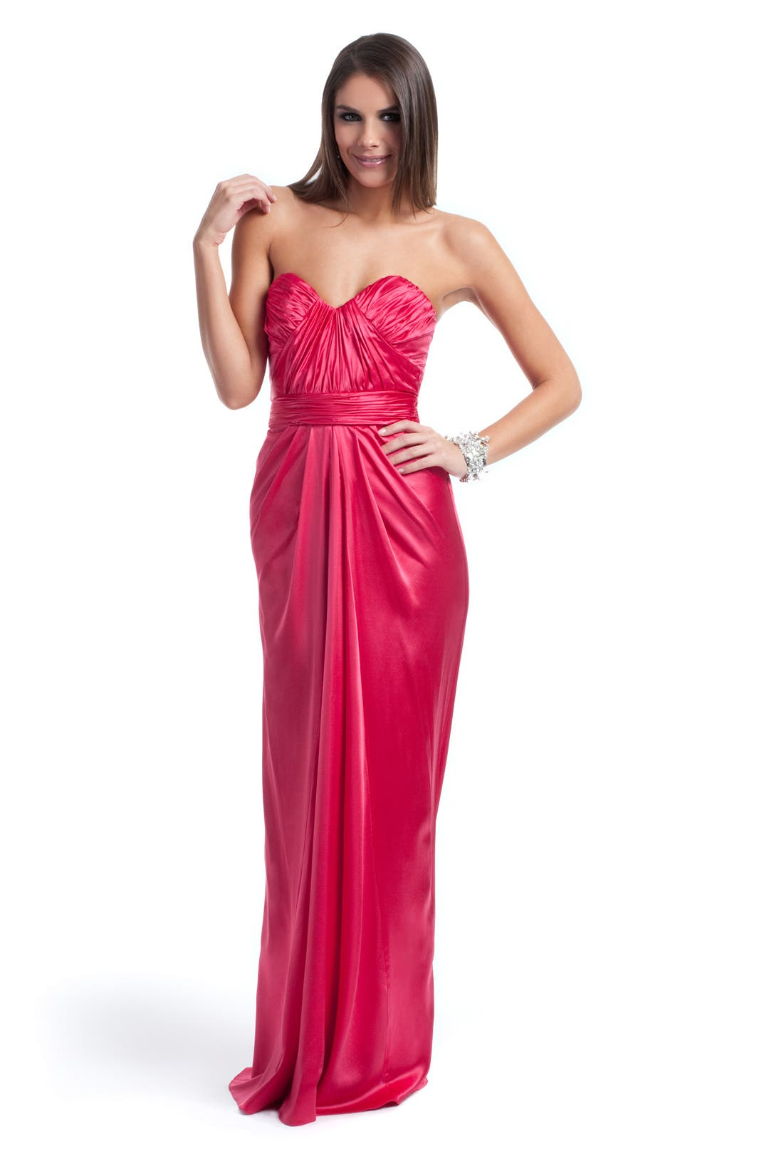 Lady of Love Gown by Badgley Mischka