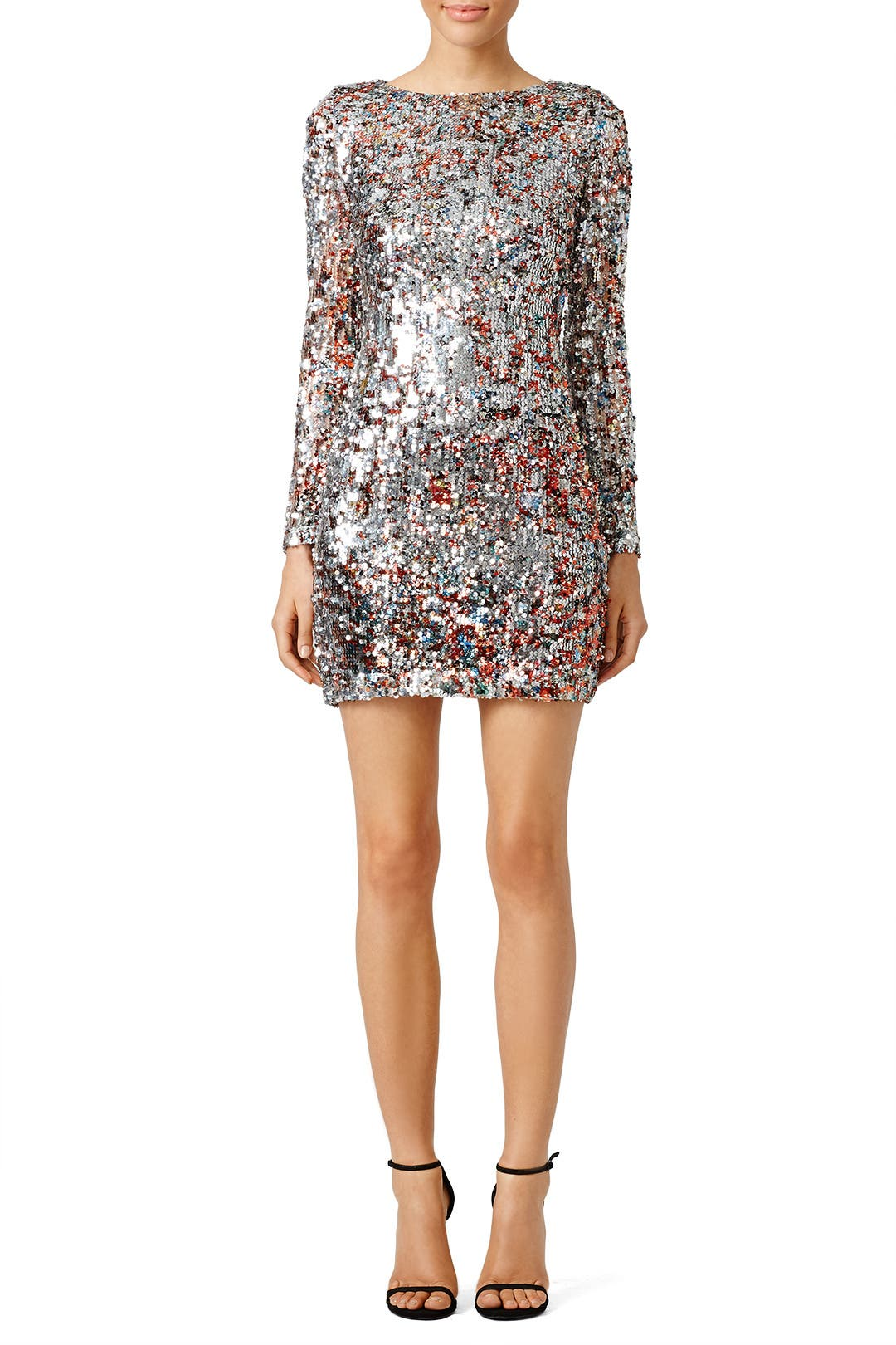 Mini Sequin Pixie Dress by
