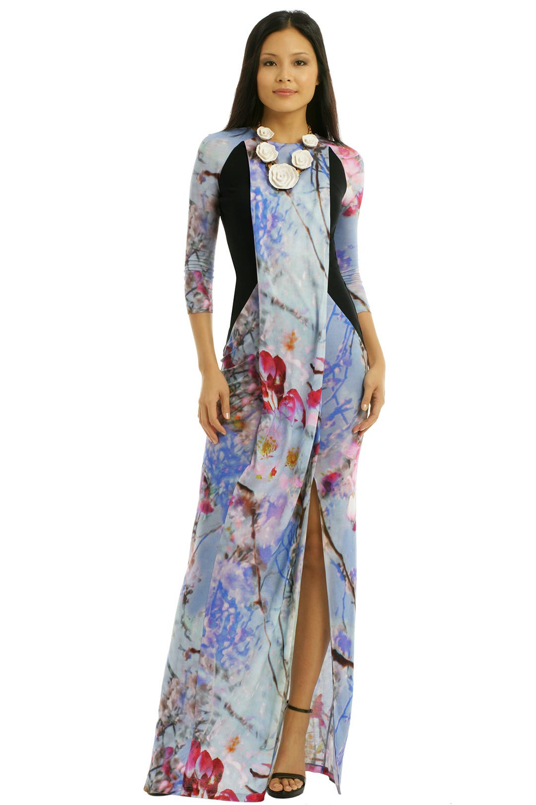Go Geisha Gown by Matthew Williamson