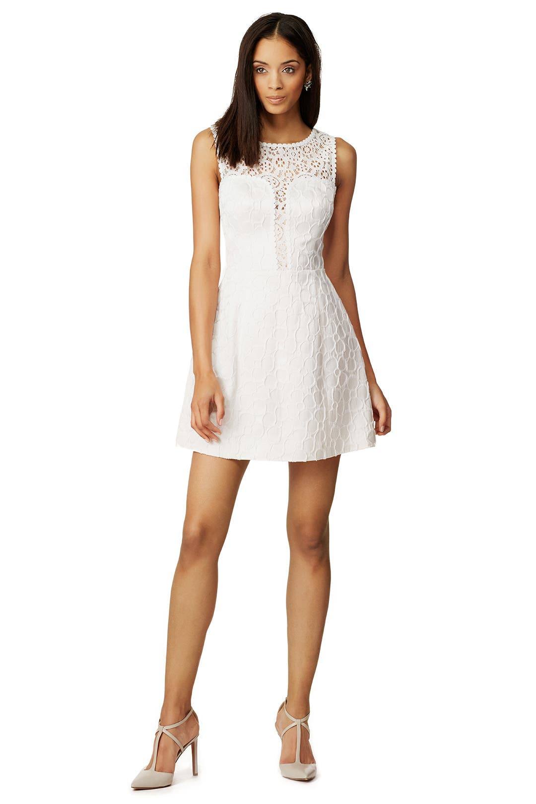 Lilly Pulitzer White Dresses On Sale White Zoe Dress by Lilly