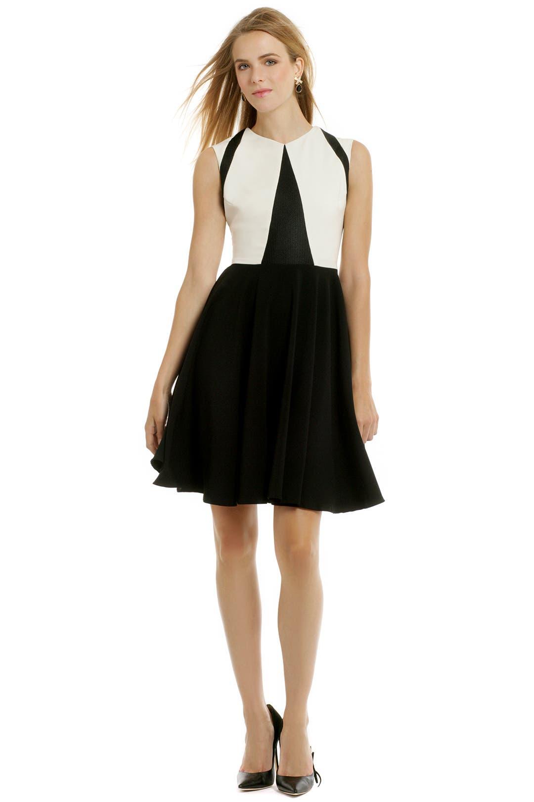 Domino Dress by Badgley Mischka