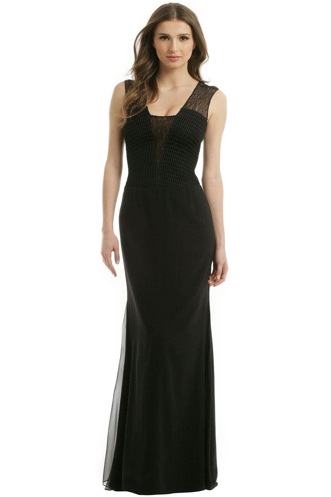 Shhh Don't Tell Gown by Vera Wang