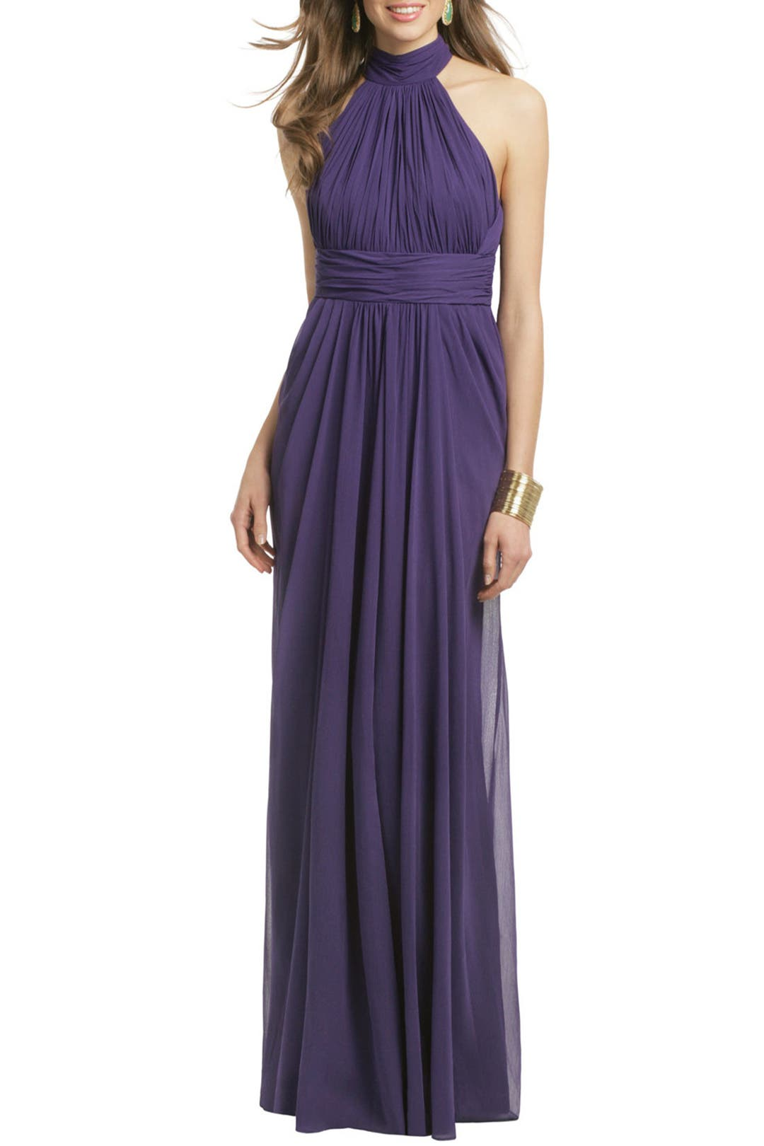 Make Love Not War Gown by Badgley Mischka