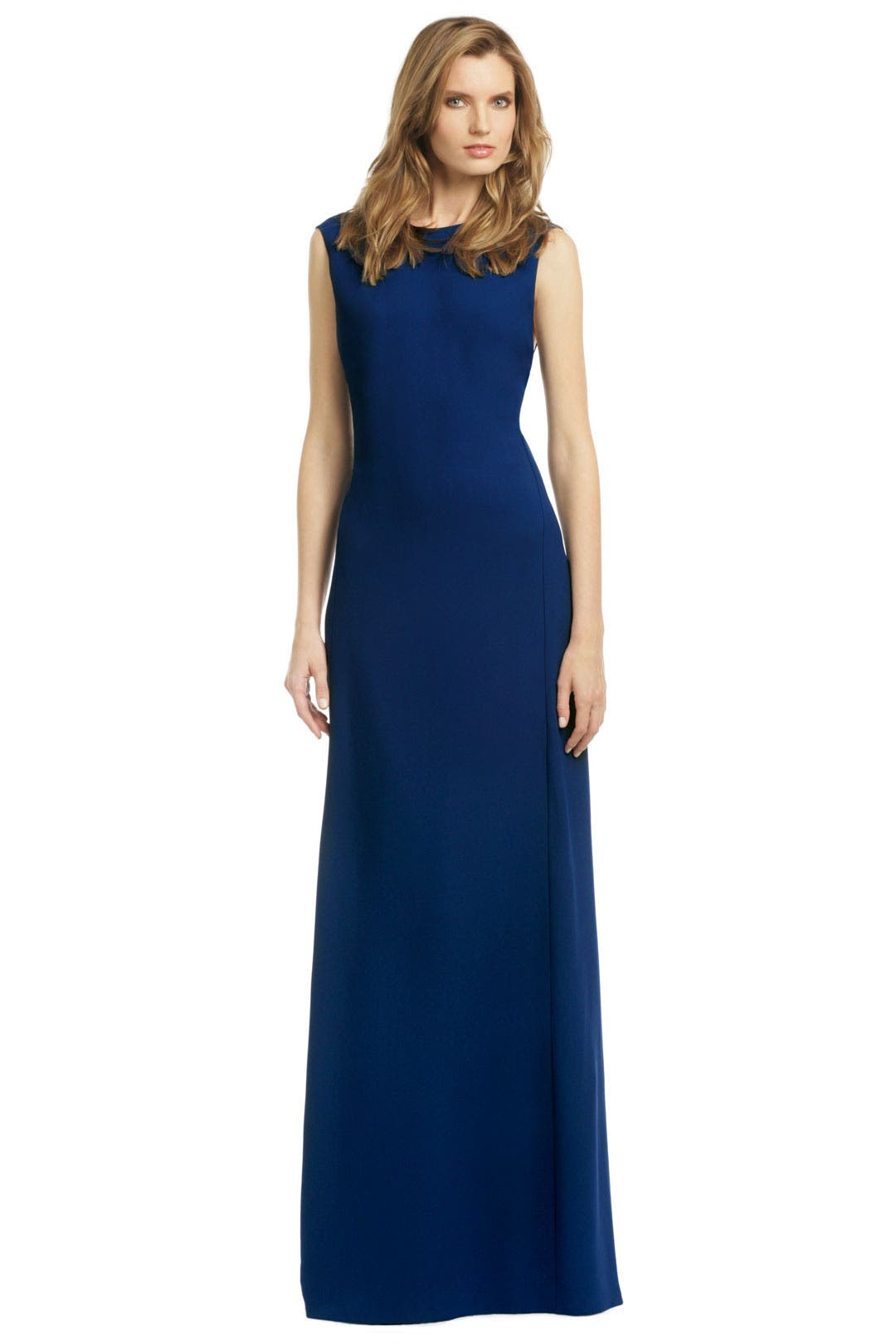 Pirallahi Island Gown by Calvin Klein Collection
