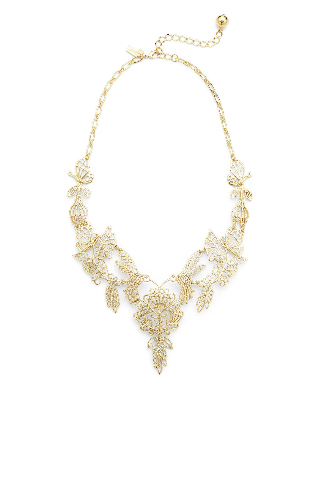 Golden Age Statement Necklace By Kate Spade New York Accessories For 28 The Runway