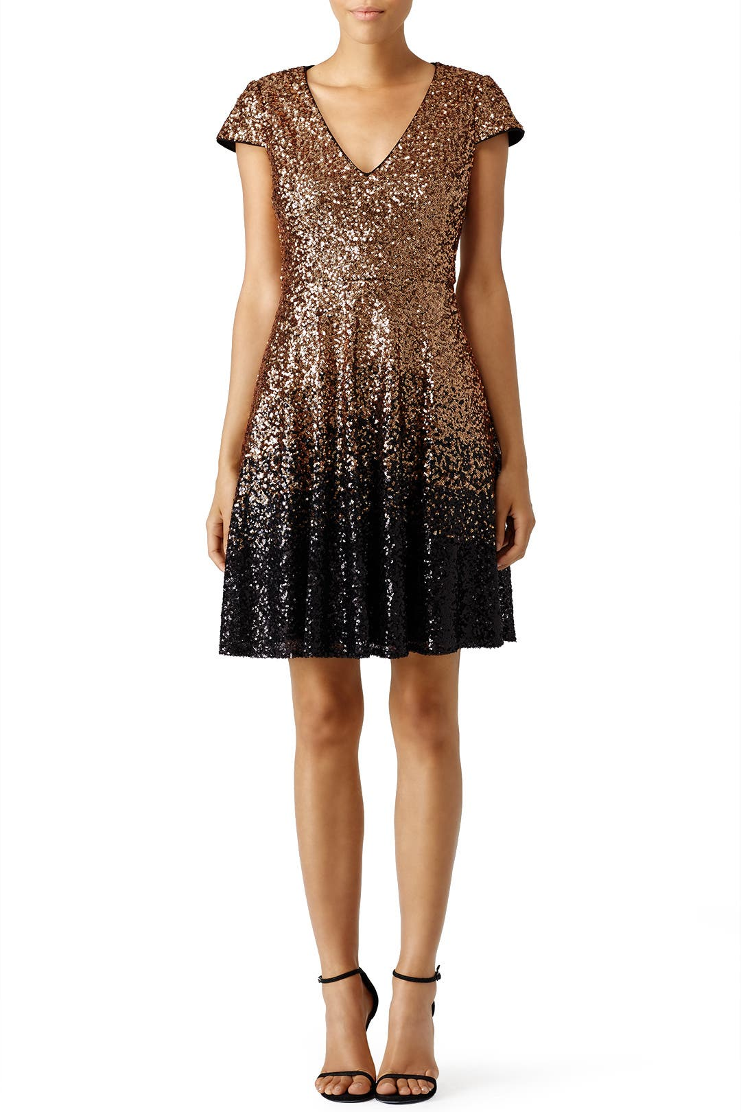 Ombre Natasha Dress By Badgley Mischka For 55 85