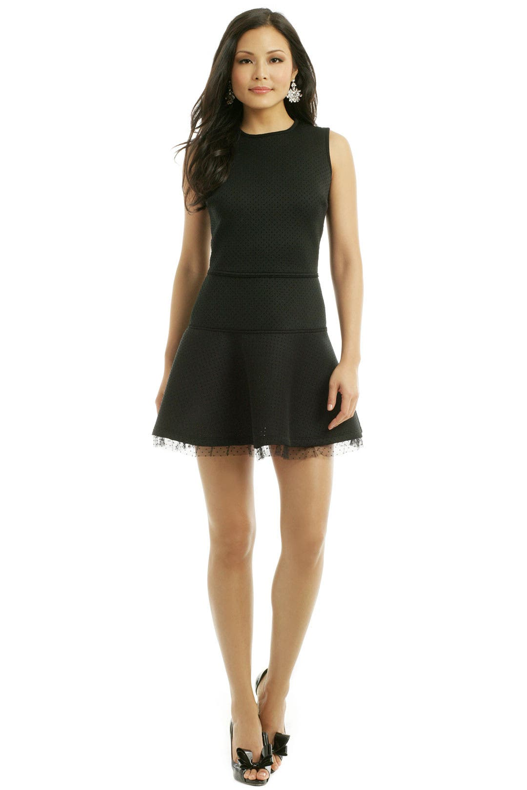 Edgy Sweet Dress by RED Valentino