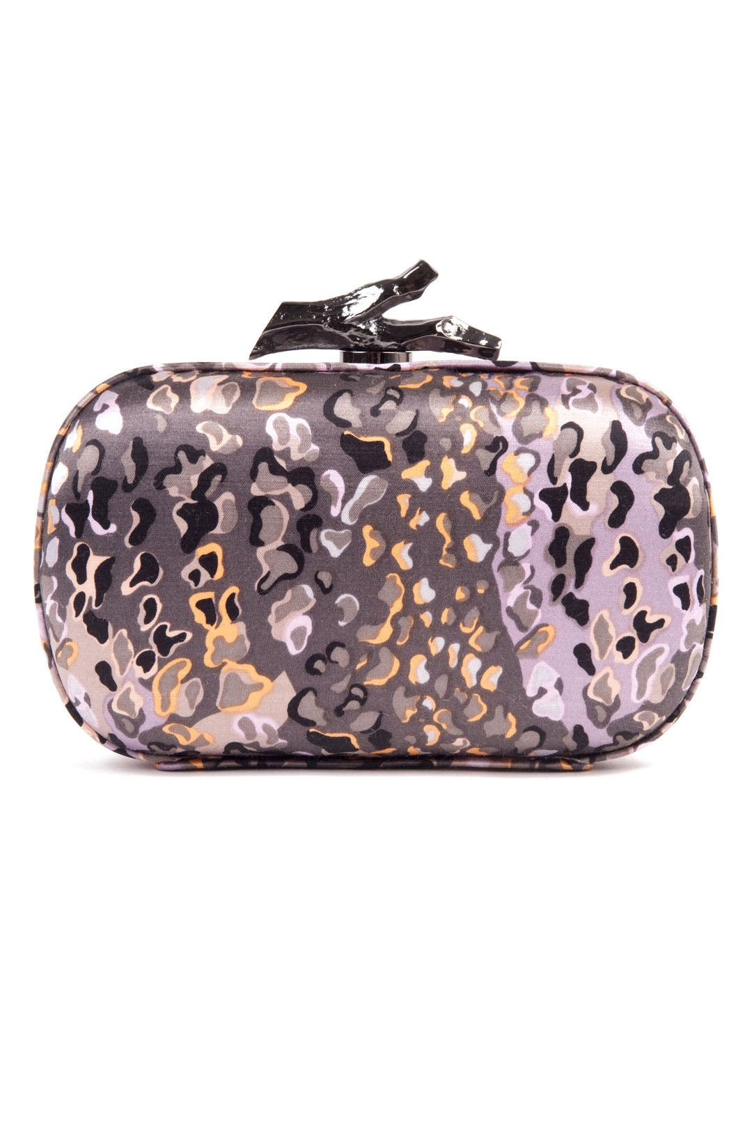 Royal Leopard Clutch by Diane von Furstenberg Handbags